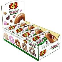 Jelly Belly Krispy Kreme Doughnuts Jelly Beans, Assorted Doughnut Flavors, 1-oz, 24 Pack