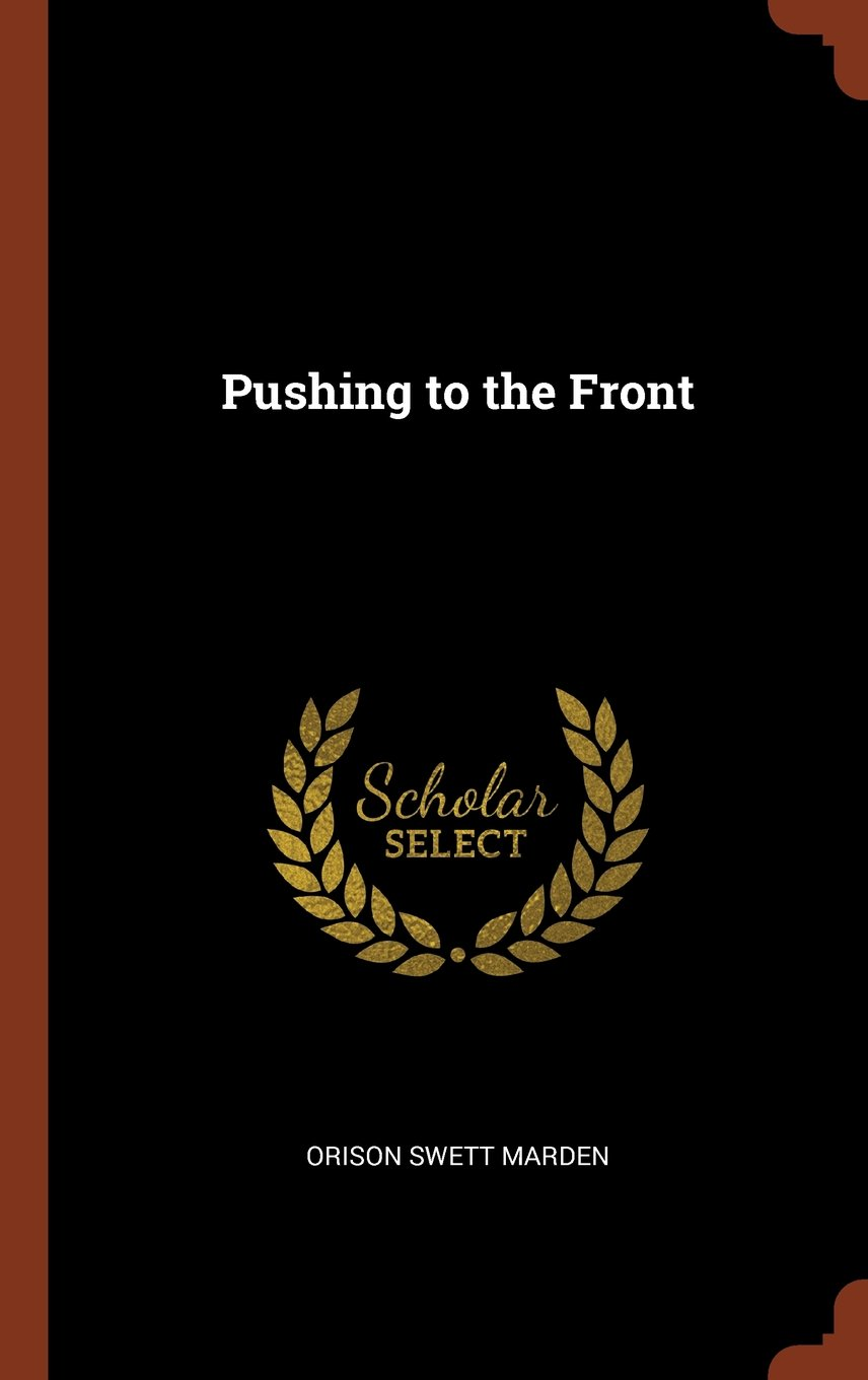 Download Pushing to the Front pdf