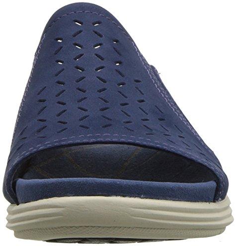 Aravon Vrouwen Beaumont Peep Dia Sandaal Blauw