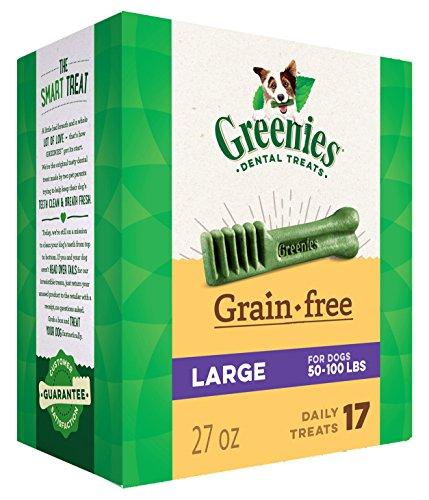 GREENIES Grain Dental Treats Large