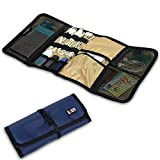 Travel Gear Organizer Electronics Accessories Organizer Bag for Phone Charger USB Device Cable Hard Drive Bag Cable Stable Baby Healthcare Kit and Cosmestics Bag