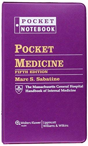 Pocket Medicine: The Massachusetts General Hospital Handbook of Internal Medicine (Pocket Notebook) Fifth Edition