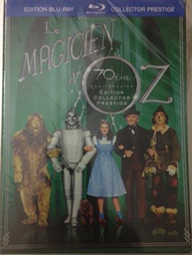 Le Magicien dOz - Blu-Ray - Collector Prestige Spéciale ...