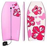 Best Bodyboards - Goplus 41 inch Super Bodyboard Body Board EPS Review