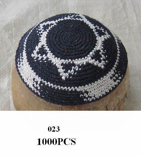 Kippah A knit cap 18