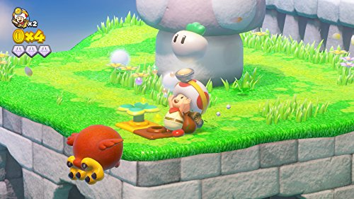 Captain Toad: Treasure Tracker - Nintendo Switch 9