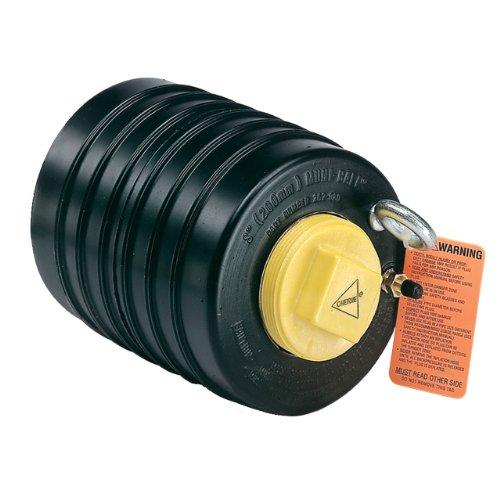 Oatey 262129 Cherne Single-Size 12-Inch  Muni-Ball Underground (Plug Type Aerator)