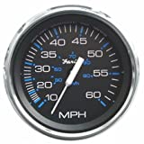 Speedometer, 50 MPH, 4'', Sender Required