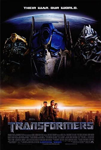 Image result for transformers poster