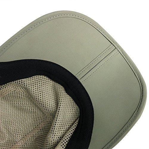 Men Women Sun Hat Wide Brim Bucket Hat Fishing Hiking Safari Hat