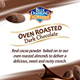 Blue Diamond Almonds Oven Roasted Dark Chocolate