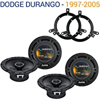 Dodge Durango 2002-2003 Factory Speaker Replacement Harmony (2) R65 Package New