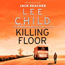Killing Floor: Jack Reacher, Book 1 Audiobook by Lee Child Narrated by Jeff Harding