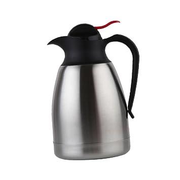 F Fityle Botella De Café con Aislamiento Térmico, Jarra, Cafetera ...