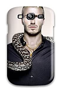 Brand New S3 Defender Case For Galaxy (david Beckham Soccer )