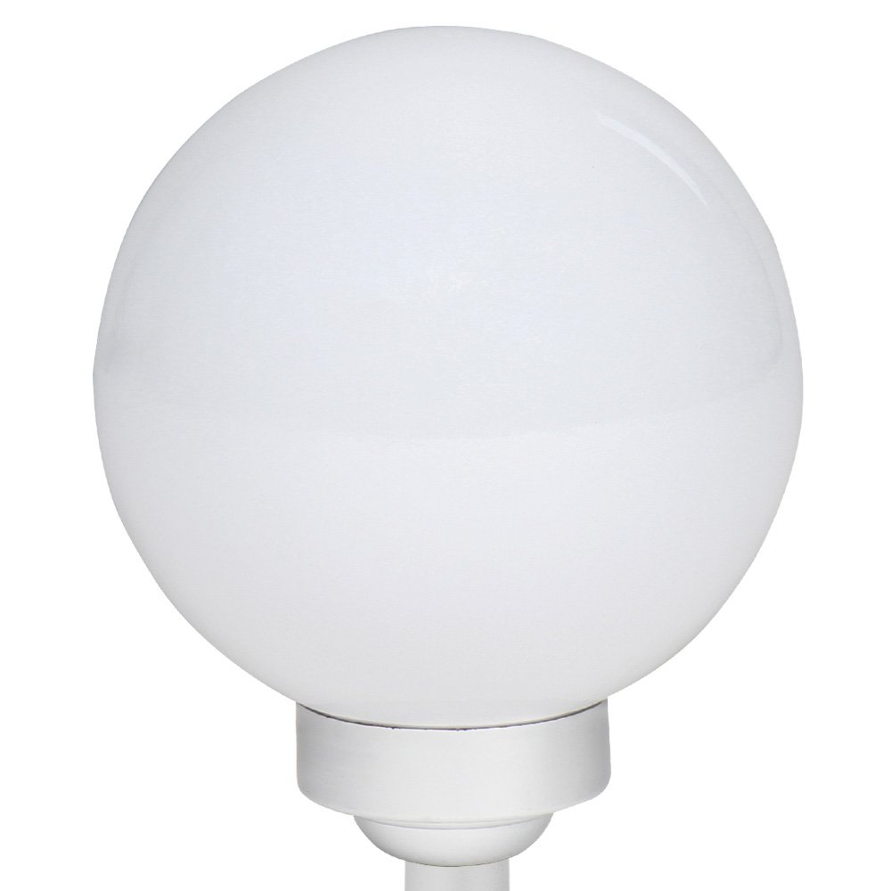Jago Lamppost with form of Sphere 30 cm LED Jago AG