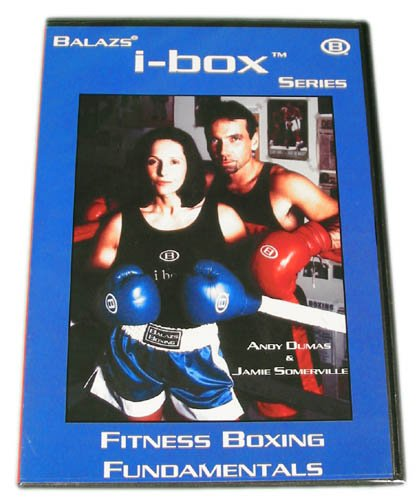 i-Box: Fitness Boxing Fundamentals DVD