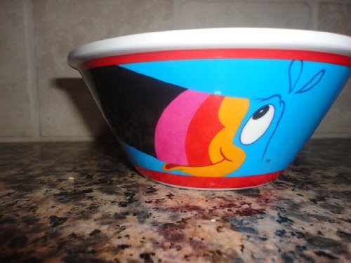 Bol de cereales Kellog's copos de helado, varios con anzuelo