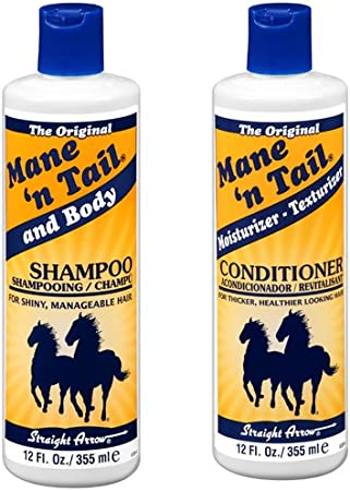 Mane 'n Tail Shampoo and Conditioner,