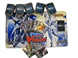 500 Cardfight Vanguard Cards with Playmat and Rares