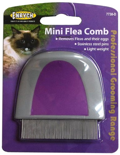 Enrych Mini Flea Pet Comb