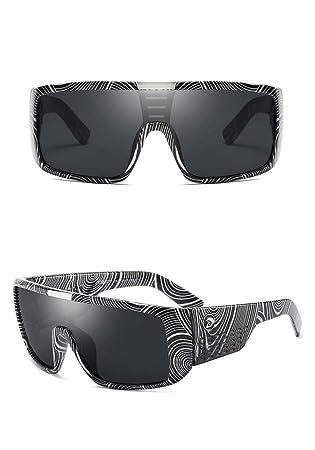 QA.SPG Gafas de Sol Hombres Retro Gafas para Hombre Gafas ...
