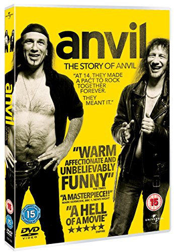 Anvil - The Story Of Anvil [DVD]