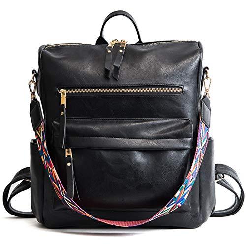 Pelle Da Borsa Black Daypack Pink Casual In Pu Donna Zaino A Jakiload Borse Spalla color Zaini qRwtP4wy