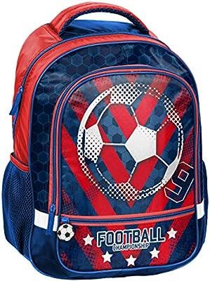 Paso Mochila - Balón de fútbol Mochila Escolar 18 - 260 FL ...