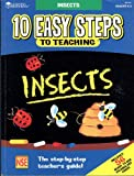 Ten Easy Steps to Teaching Insects, Michelle Robinette, 1569110271