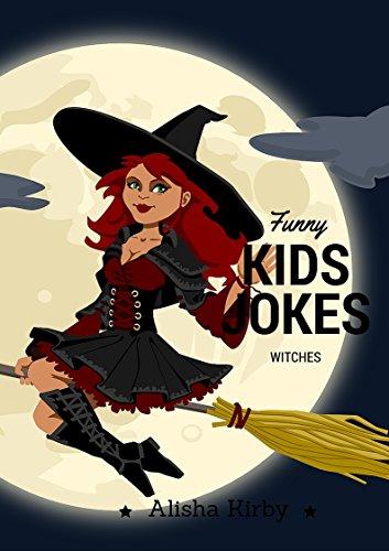 Witch Jokes: Halloween Jokes for Kids -