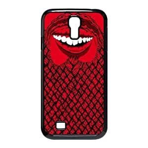 Red Lips Pop Art CUSTOM Cell Phone Case for SamSung Galaxy S4 I9500 LMc-54478 at LaiMc