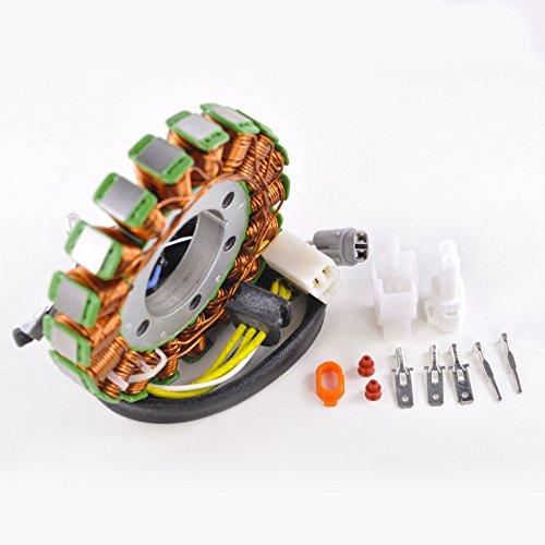 - Stator For Suzuki LT-R LTR 450 Quadracer Z 2006 2007 2008 2009 OEM Repl.# 32101-45G00 32101-45G10