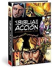 Cariello, S: Biblia En Acción: The Action Bible-Spanish Edit