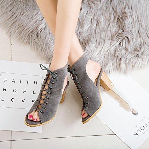 de sint de Piel Zapatos Mujer SqdSa