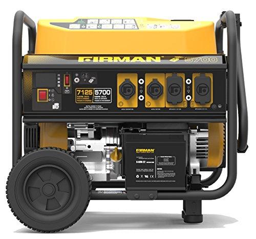 Firman P05702 Performance Series 5700/7125W Portable Remo...