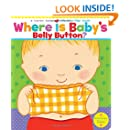 Where Is Baby's Belly Button?: Anniversary Edition/Lap Edition