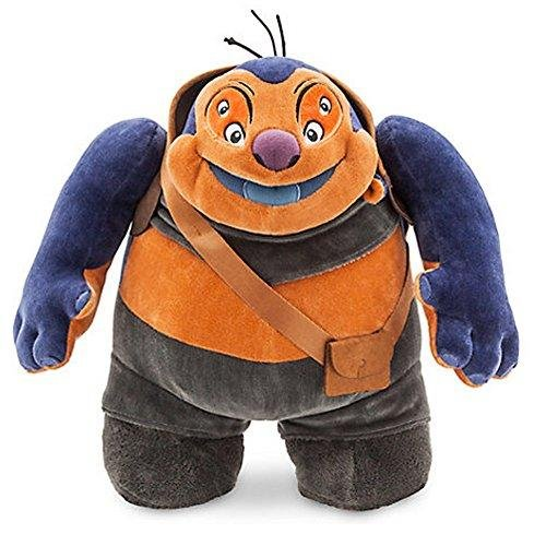 Amazon.com: Official Disney Lilo & Stitch 35cm Jumba Medium Soft Plush Toy: Toys & Games