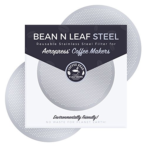 Aeropress Coffee Bean Leaf Brews product image