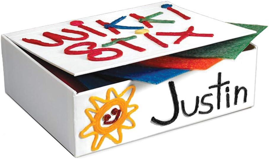 English /& French Bilingual Packaging Wikki Stix Big Count Box Molding /& Sculpting Sticks