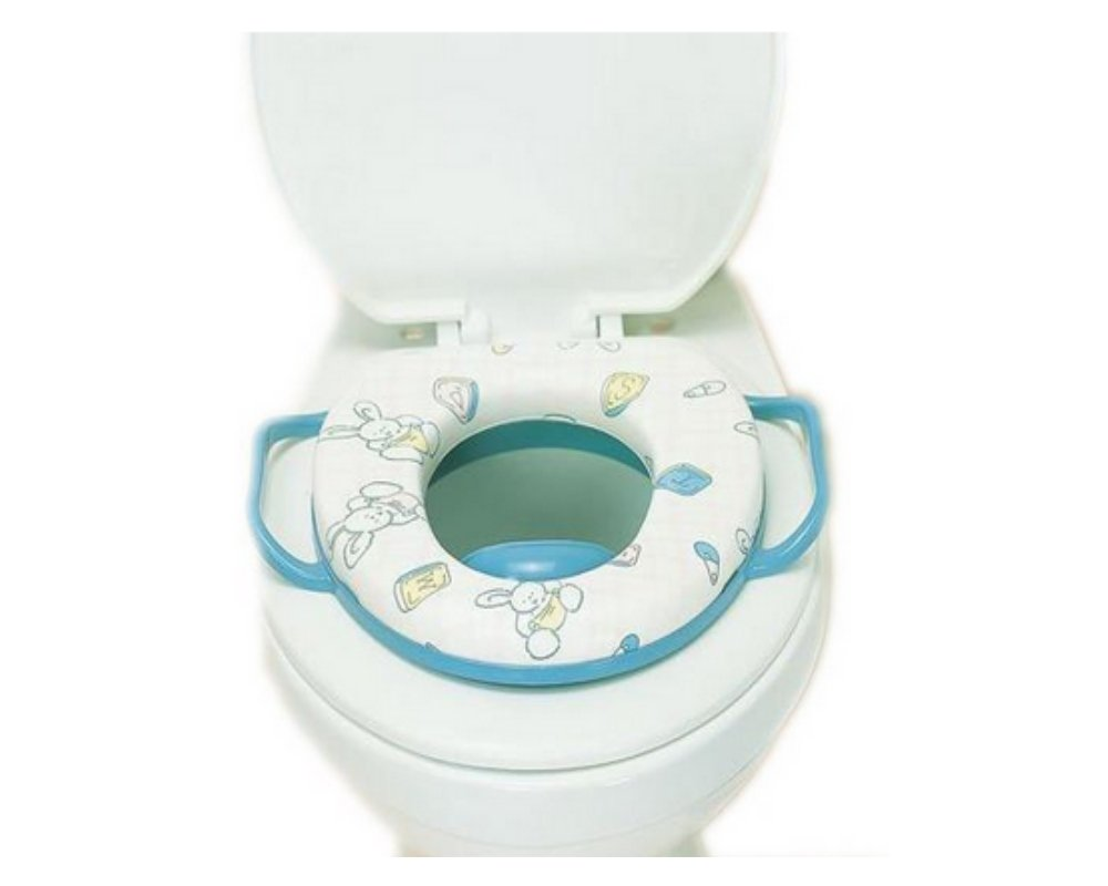 best Toilet Seat Cushion Child Seat with Handles Baby Toilet Seats ...