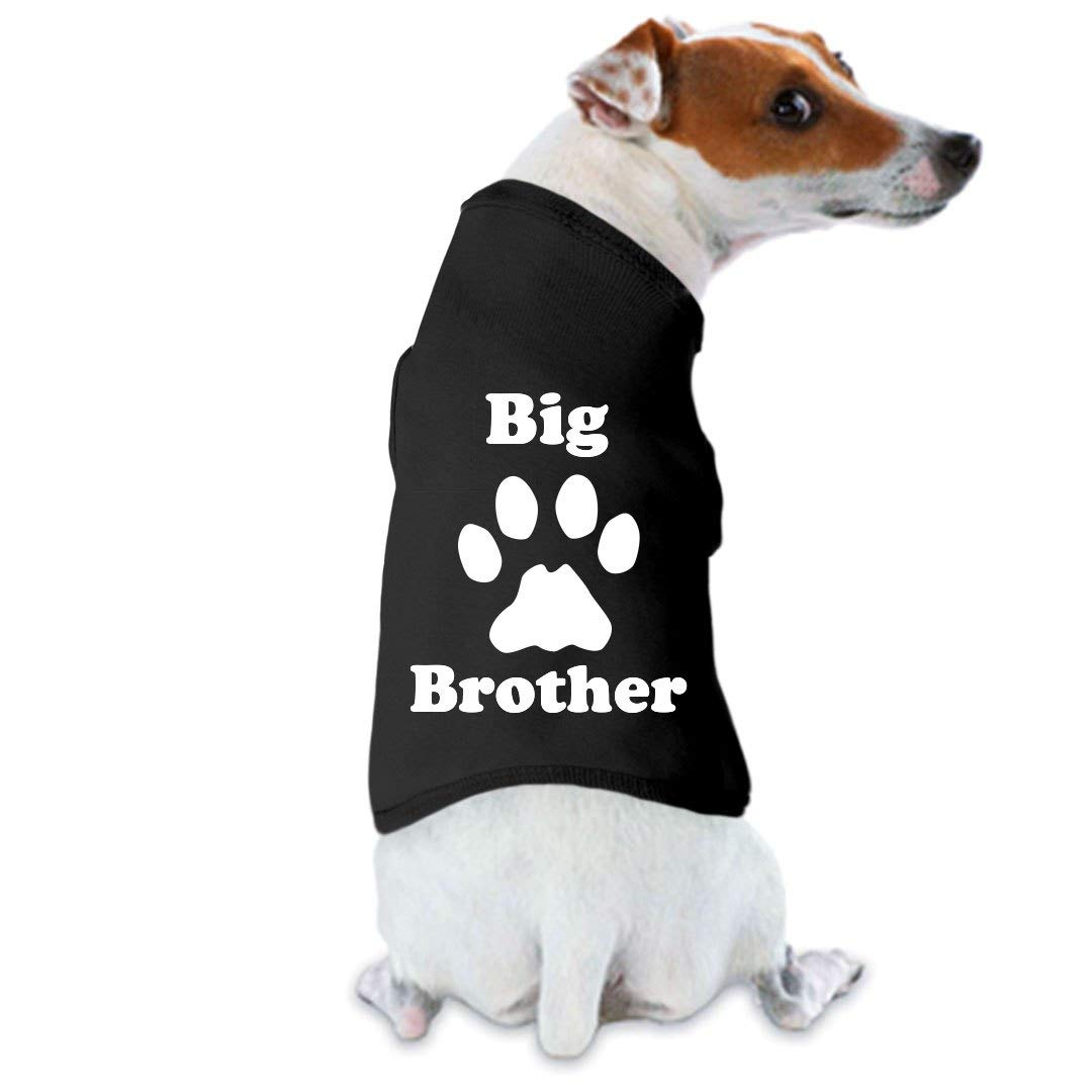 Customized Girl Wet Nosed Big Brother: Dog Tank Top