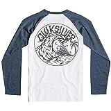 Quiksilver Ytblacknig T-Shirt manches longues Garçon