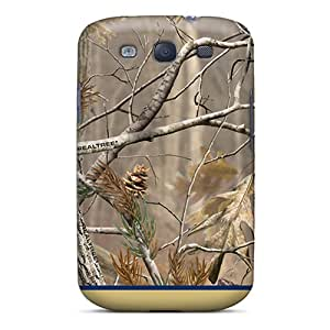 Protector Cell-phone Hard Cover For Samsung Galaxy S3 With Custom Colorful San Diego Padres Pictures PhilHolmes
