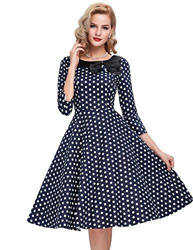 Belle Poque Retro Vintage Dresses