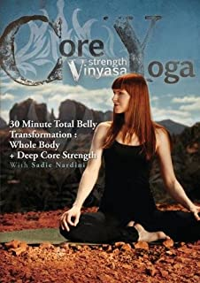 Amazon.com: Core Strength Vinyasa Yoga: Total Body Transformation ...