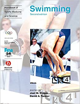 Book Handbook of Sports Medicine and Science, Swimming