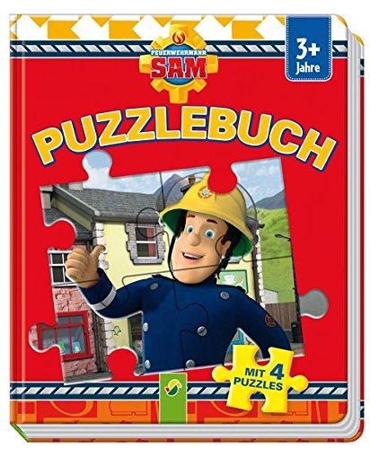 puzzlebuch-feuerwehrmann-sam-mit-4-puzzles