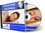 Overcome Insomnia Hypnosis CD - Functioning effectively without sleep is near impossible. Your enjoyment of life diminishes and friends and family don't want to be around this grumpy person. Change that now by getting an effective and bissful nights sleep. Refreshed in every way!