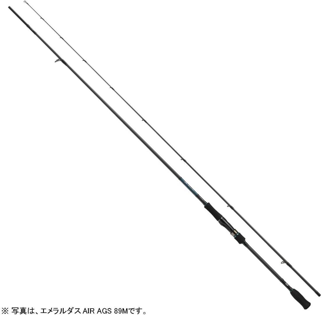ダイワ(DAIWA) エギングロッド スピニング エメラルダス AIR AGS 86ML-S エギング 釣り竿